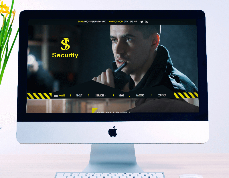 security gloucester iMac view