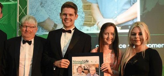 We've Won 2 Stroud Life Business Awards!