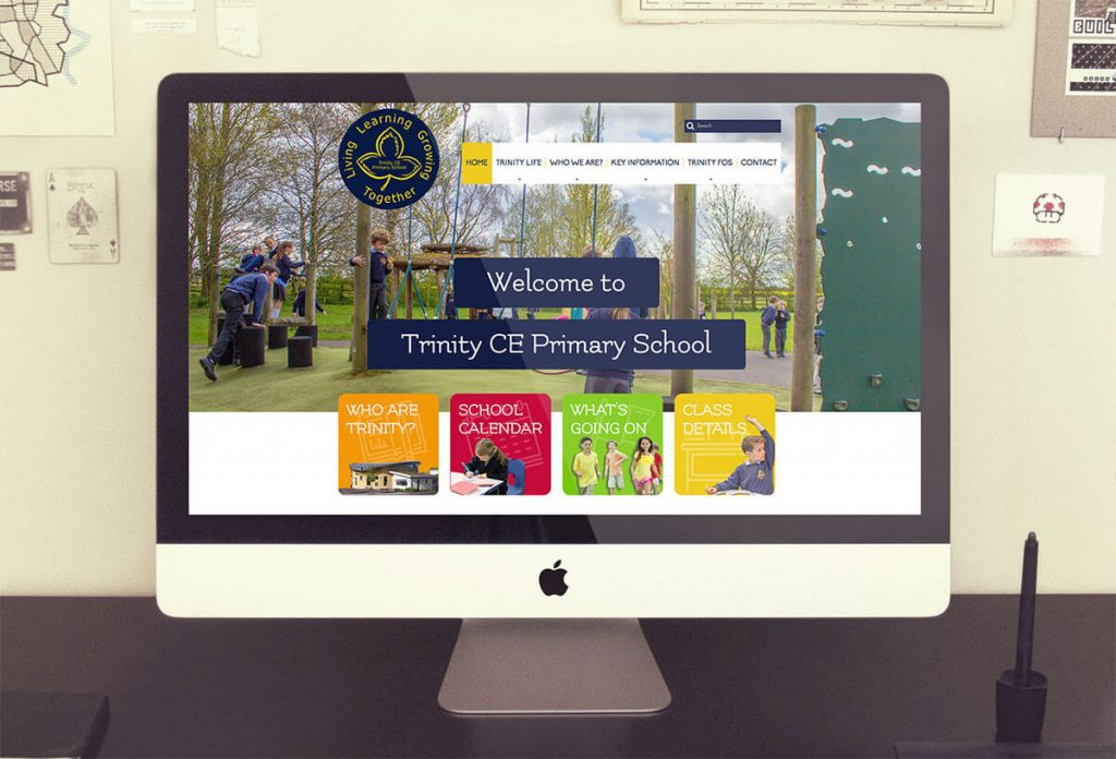 Trinity CE Primary School