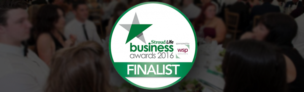 We've Been nominated for The Stroud Life Business Awards!
