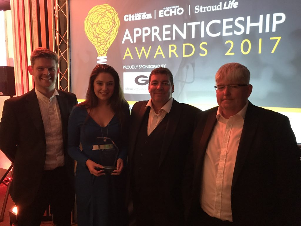 The Gloucestershire Apprenticeship Awards 2017